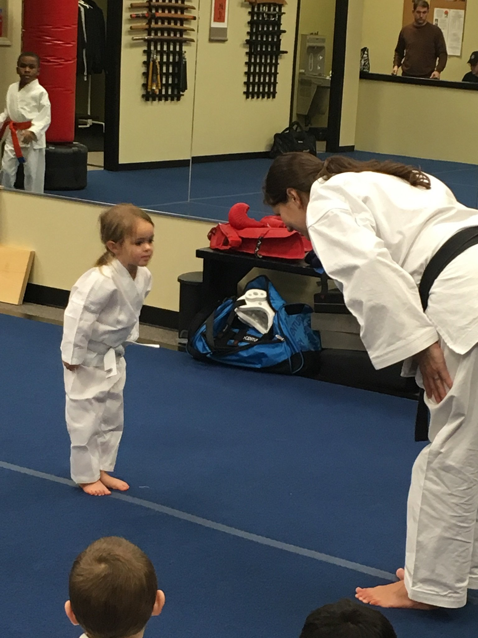 Kids' Karate Classes